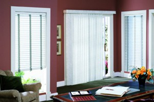 College Station Aluminum Blinds