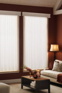 Vertical Blinds in Brazos Valley, TX